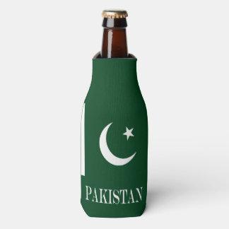 Flag of Pakistan Bottle Cooler