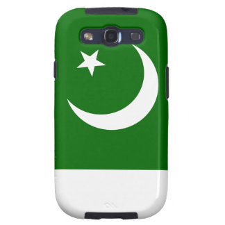 Flag of Pakistan Samsung Galaxy SIII Cover