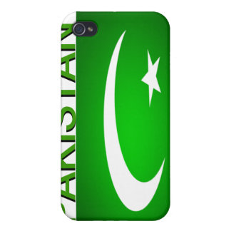 Flag of Pakistan Iphone 4/4S Case