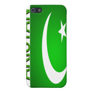 Flag of Pakistan Iphone 4/4S Case