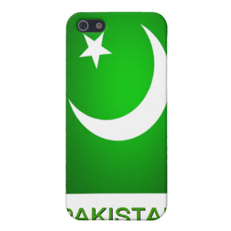 Flag of Pakistan Iphone 4 4S Case