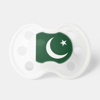 Flag of Pakistan Pacifier