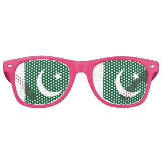 Flag of Pakistan Retro Sunglasses