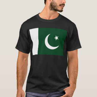 Flag_of_Pakistan T-Shirt