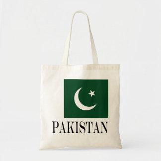 Flag of Pakistan Tote Bag