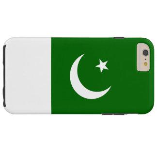 Flag of Pakistan Tough iPhone 6 Plus Case