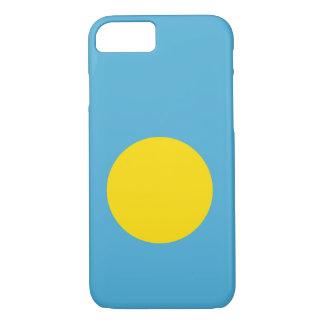 Flag of Palau iPhone 7 Case