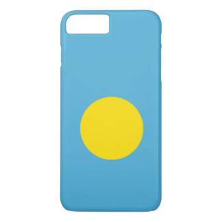 Flag of Palau iPhone 7 Plus Case