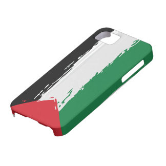 Flag of Palestine - Art iPhone 5 Case
