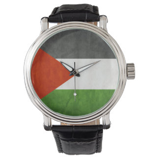 Flag of Palestine watches