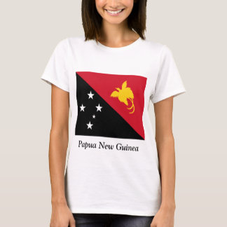 Flag of Papua New Guinea T-Shirt