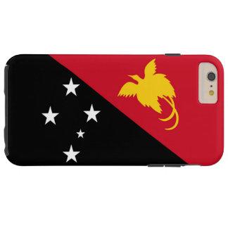 Flag of Papua New Guinea Tough iPhone 6 Plus Case
