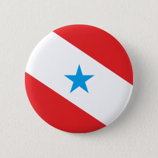 Flag of Par3a Brazil 2 Inch Round Button