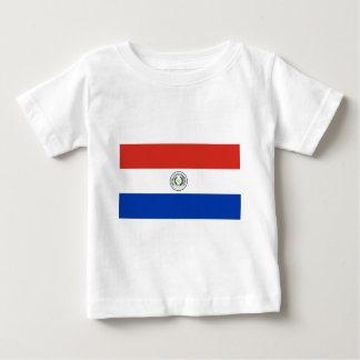 Flag_of_Paraguay Baby T-Shirt