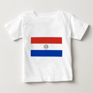 Flag of Paraguay - Bandera de Paraguay Baby T-Shirt