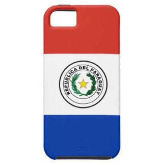 Flag of Paraguay - Bandera de Paraguay iPhone 5 Cases