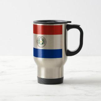 Flag of Paraguay - Bandera de Paraguay Travel Mug