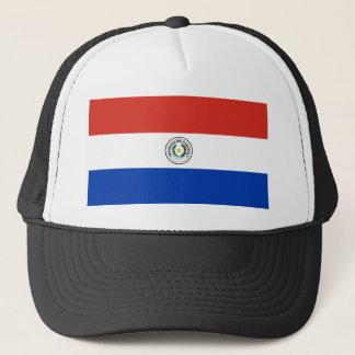 Flag of Paraguay - Bandera de Paraguay Trucker Hat