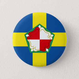 Flag of Pembrokeshire 2 Inch Round Button