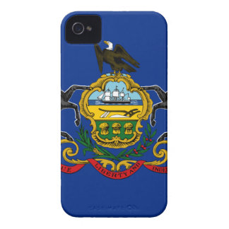 Flag OF Pennsylvania iPhone 4 Case