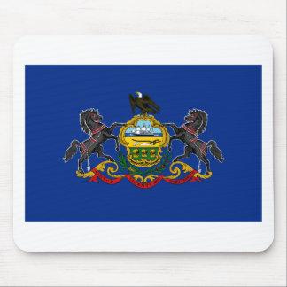 Flag OF Pennsylvania Mouse Pad