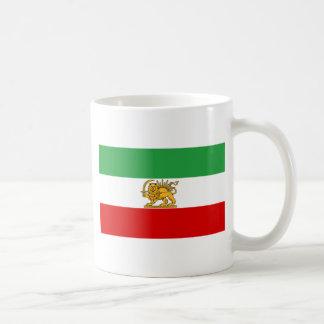 Flag of Persia / Iran (1964-1980) Coffee Mug