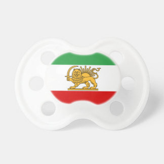 Flag of Persia / Iran (1964-1980) Pacifiers