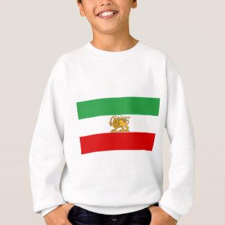 Flag of Persia / Iran (1964-1980) Sweatshirt
