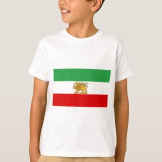 Flag of Persia / Iran (1964-1980) T-Shirt