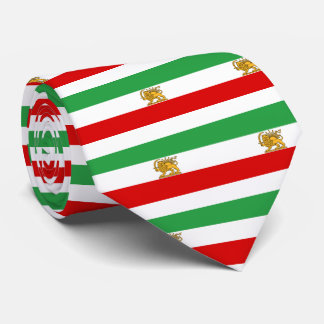Flag of Persia / Iran (1964-1980) Tie