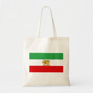 Flag of Persia / Iran (1964-1980) Tote Bag