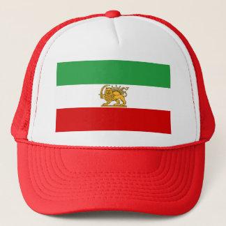 Flag of Persia / Iran (1964-1980) Trucker Hat