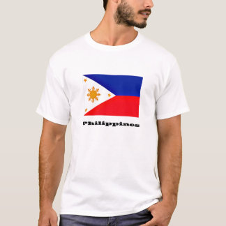 Flag of Philippines T-Shirt