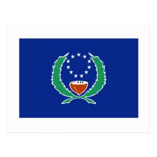 Flag of Pohnpei Postcard