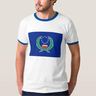 Flag of Pohnpei T-Shirt