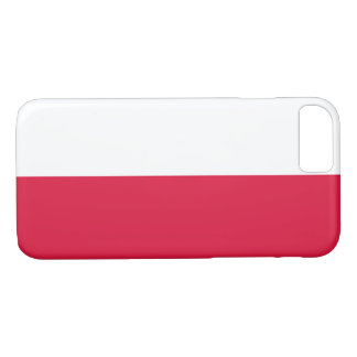 Flag of Poland iPhone 7 Case
