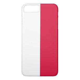 Flag of Poland iPhone 8 Plus/7 Plus Case
