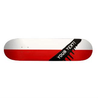 Flag of Poland Skateboards