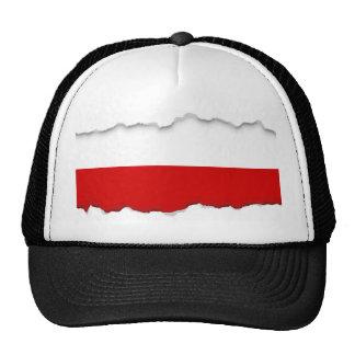 Flag of Poland Trucker Hat