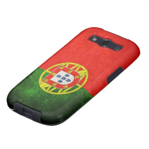 Flag of Portugal Samsung Galaxy SIII Cover