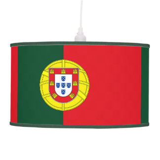 Flag of Portugal Pendant Lamp