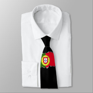 Flag of Portugal Tie
