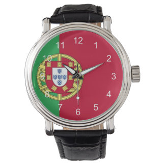 Flag of Portugal Wristwatch