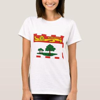 Flag of Prince Edward Island, Canada T-Shirt