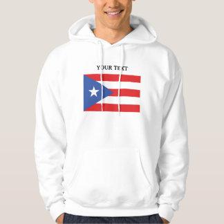 Flag of Puerto Rico Hoodie
