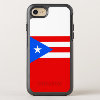Flag of Puerto Rico OtterBox iPhone Case