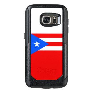 Flag of Puerto Rico Samsung OtterBox Case