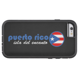 Flag of Puerto Rico Tough Xtreme iPhone 6 Case