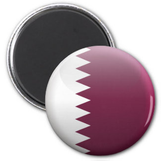 Flag of Qatar Magnet