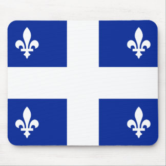 Flag of Quebec Mousepad